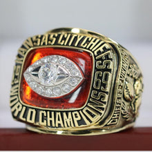 Load image into Gallery viewer, Kansas City Chiefs Super Bowl Ring (1969) - Premium Series