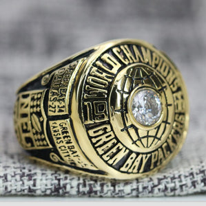 Green Bay Packers Super Bowl Ring (1966) - Premium Series