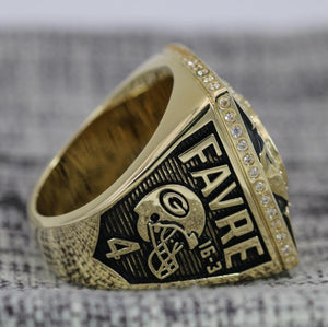 Green Bay Packers Super Bowl Ring (1996) - Premium Series
