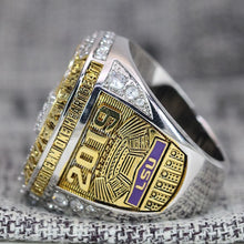 Load image into Gallery viewer, Louisiana State University (LSU) College Football National Championship Ring (2019) - Premium Series