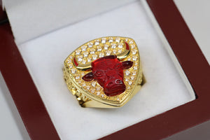 Chicago Bulls NBA Championship Ring (1993) - Premium Series