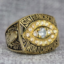 Load image into Gallery viewer, San Francisco 49ers Super Bowl Ring (1981) - Premium Series