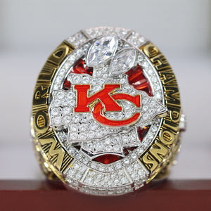 Kansas City Chiefs Super Bowl Ring (2020) - Premium Series