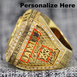 Los Angeles Lakers NBA Championship Ring (2020) - Premium Series
