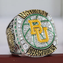 Load image into Gallery viewer, Baylor Bears College Basketball National Championship Ring (2019) - Premium Series