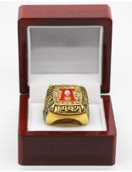 Alabama Crimson Tide College Football National Championship Ring (1992) - George Teague