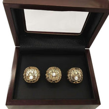 Load image into Gallery viewer, Alabama Crimson Tide College Football National Championship Ring Set (1973, 1978, 1979)