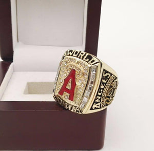 Anaheim Angels World Series Ring (2002)
