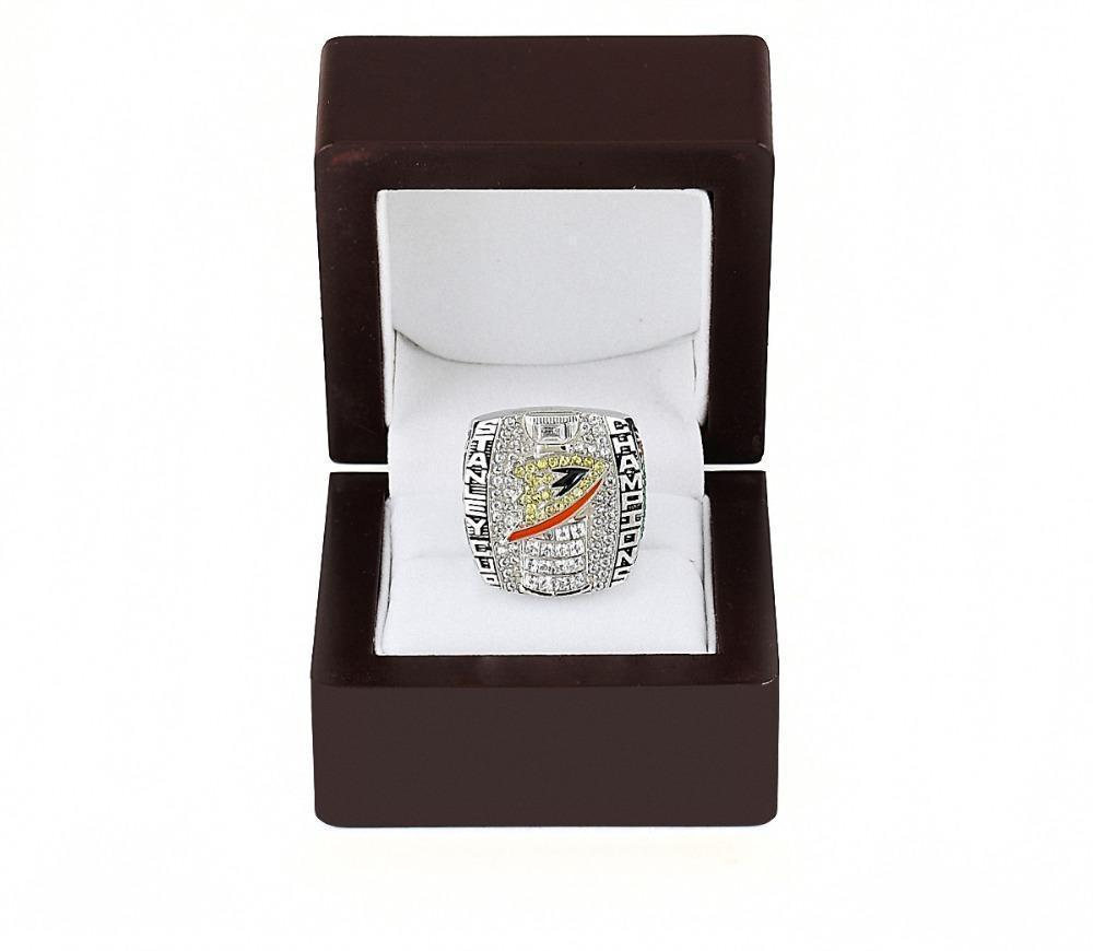Anaheim Ducks Stanley Cup Ring (2007)