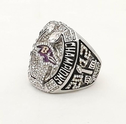 Baltimore Ravens Super Bowl Ring (2012)