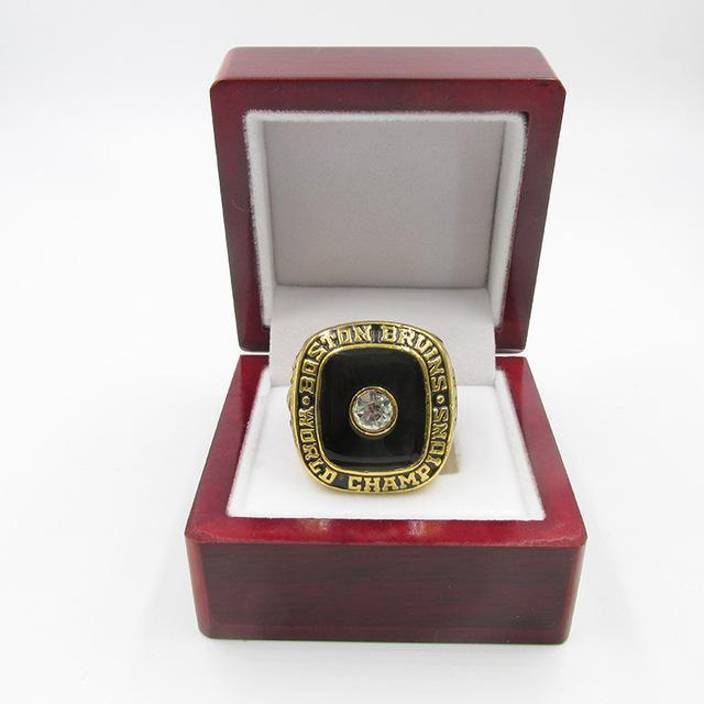 Boston Bruins Stanley Cup Ring (1970)