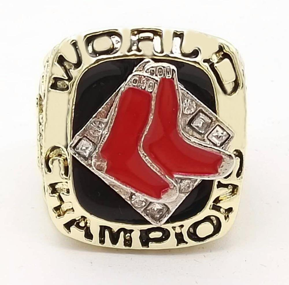 Boston Red Sox World Series Ring (2007)