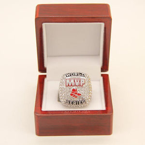 Boston Red Sox World Series Ring (2013) - Ortiz MVP