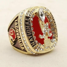 Load image into Gallery viewer, BRAND NEW Alabama Crimson Tide College Football National Championship Ring (2018)