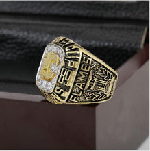Load image into Gallery viewer, Calgary Flames Stanley Cup Ring (1989)