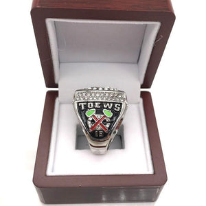 Chicago Blackhawks Stanley Cup Ring (2013)
