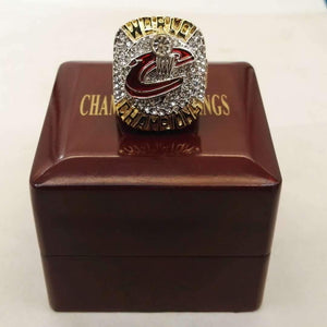 Cleveland Cavaliers NBA Championship Ring (2016) - James