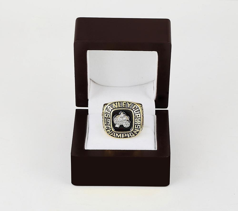 Colorado Avalanche Stanley Cup Ring (1996)