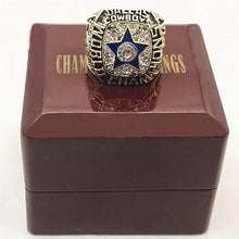 Load image into Gallery viewer, Dallas Cowboys Super Bowl Ring (1971)