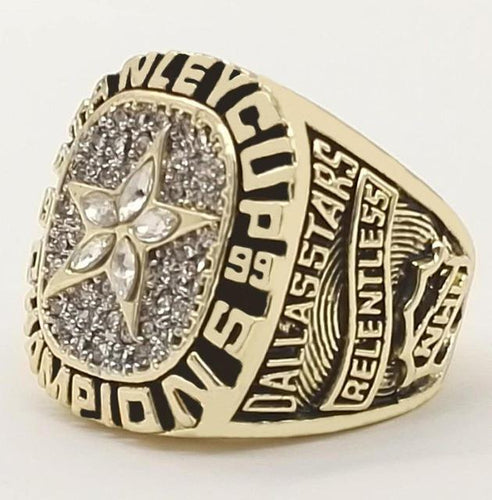 Dallas Stars Stanley Cup Ring (1999)