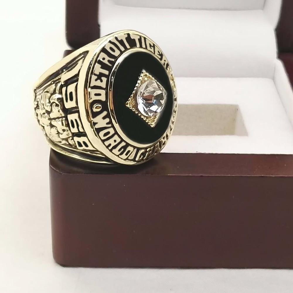 Detroit Tigers World Series Ring (1968)