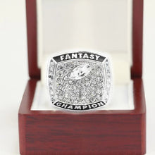 Load image into Gallery viewer, Fantasy Football League Championship Ring (2017)
