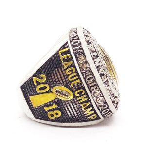 Fantasy Football League Championship Ring (2018) - Version 1