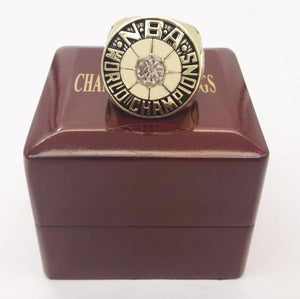 Golden State Warriors NBA Championship Ring (1975)