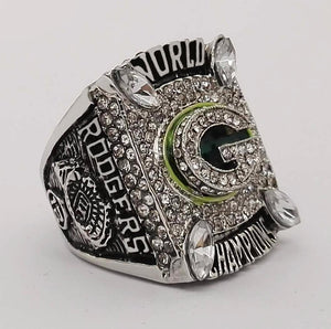 Green Bay Packers Super Bowl Ring (2010) - Rogers