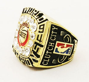 Houston Rockets NBA Championship Ring (1994) - Olajuwon