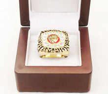 Load image into Gallery viewer, Houston Rockets NBA Championship Ring (1994) - Olajuwon