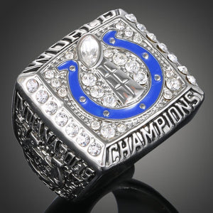Indianapolis Colts Super Bowl Ring (2007)