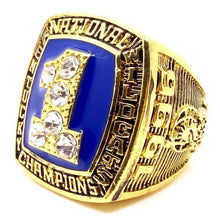 Load image into Gallery viewer, Kentucky Wildcats College Basketball Championship Ring (1996)