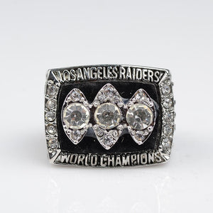Los Angeles Raiders Super Bowl Ring (1983)
