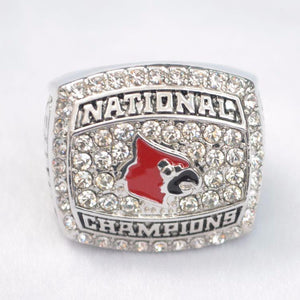 Louisville Cardinals College Basketball Championship Ring (2013)