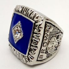 Load image into Gallery viewer, Miami (Fla.) Hurricanes College Football National Championship Ring (1987)