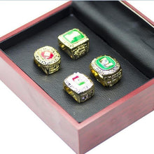 Load image into Gallery viewer, Miami (Fla.) Hurricanes College Football National Championship Ring Set (1983, 1989, 1991, 2001)