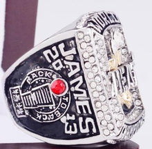 Load image into Gallery viewer, Miami Heat NBA Championship Ring (2013) - Lebron James