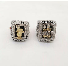 Load image into Gallery viewer, Miami Heat NBA Championship Ring Set (2012, 2013) - LeBron James