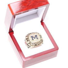 Load image into Gallery viewer, Michigan Wolverines College Football National Championship Ring (1997)