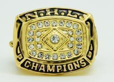 Montreal Canadiens Stanley Cup Ring (1978)