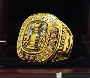 Montreal Canadiens Stanley Cup Ring (1979)