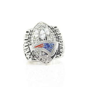New England Patriots Super Bowl Ring (2004)