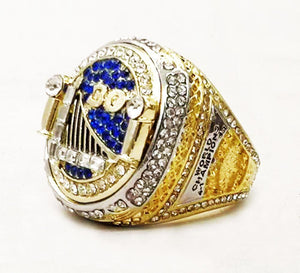 NEW Golden State Warriors NBA Championship Ring (2018) - Players Ring