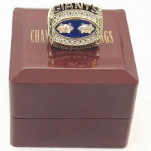 Load image into Gallery viewer, New York Giants Super Bowl Ring (1990)