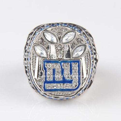 New York Giants Super Bowl Ring (2011) - Manning
