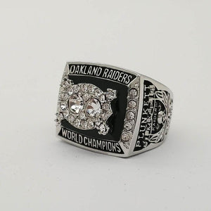 Oakland Raiders Super Bowl Ring (1980)