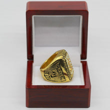 Load image into Gallery viewer, Oklahoma Sooners College Football National Championship Ring (2000) - Danny Cork