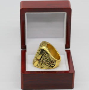 Oklahoma Sooners College Football National Championship Ring (2000) - Danny Cork