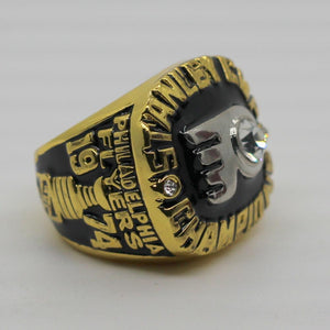 Philadelphia Flyers Stanley Cup Ring (1974)